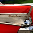 57 Chevy BelAir by Larry Trupp