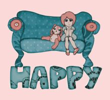 Happy by micklyn