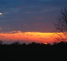 End of Another Great Day by Bill Spengler
