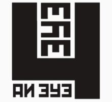 EYE4ANEYE Logo by Eye4anEye