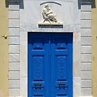 Blue door by Maria1606