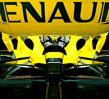 Renault F1 by Tom Clancy