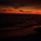 Orange Beach Sunset 7 by bugboobunz