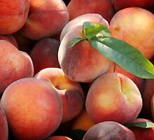 Plenty of Peaches by vvfineartphotog