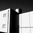 Downtown Storage Building by amdrecun