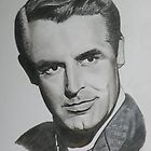 Cary Grant by Christy  Bruna