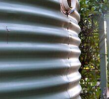 rainwater tank by Jan Stead JEMproductions