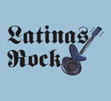 Latinas Rock! by LatinoTime
