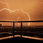 Lightning by amybrookman