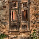 The Old Door by Rod Wilkinson