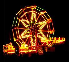 Big Wheel by Tim Topping