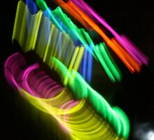 """Glowsticks"" by Sophie Lapsley"