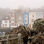 Weymouth harbour by Jennifer Bradford