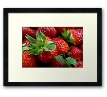 The Spirit of Small Farms Framed Print