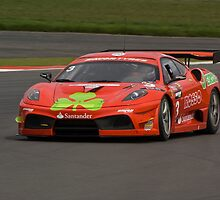 Ferrari F430 (Lester/Simonsen) by Willie Jackson