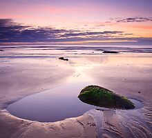 Covesea dusk by Christopher Thomson