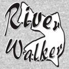 River Walker by Marcia Rubin