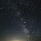 Milky Way over Yakima by Mark Heller