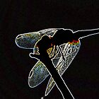Dragonfly Pop Art by Sunshinesmile83