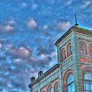 Old Elks Building in Port Townsend , Washington  by lanebrain photography