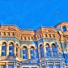 The Hastings Building , Port Townsend, Washington by lanebrain photography