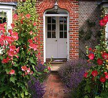 Rose Cottage, Alfriston, East Sussex, England by UGArdener