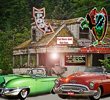 Buzzard Bar And Grill Parker, Florida by Mike Pesseackey (crimsontideguy)