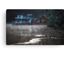 Echuca Icons Canvas Print