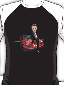 Ashes to Ashes Gene Hunt 'Fire Up the Quattro' T-Shirt