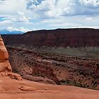 Delicate Arch 1 by Jacinthe Brault
