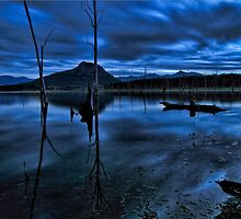 Moogerah Moonlight 2 by Elizabeth4