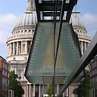Named after St Paul, reflected by the Salvation Army (London, UK) by Philip Mitchell
