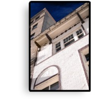 Spanish Building Canvas Print
