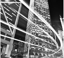 Speed of light - Hong Kong by Andrew To