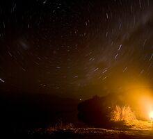 Fire and Stars by Michael Treloar