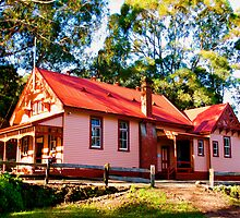Victorian country by Gerard Rotse