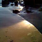 Dawn on Manly Beach by Janie. D