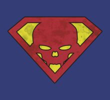 Superskull (Colour) by Stuart Stolzenberg