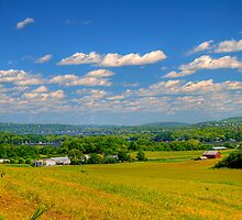 Rolling Hills and Bluffs by ECH52