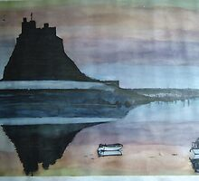 Lindisfarne by David Phillips
