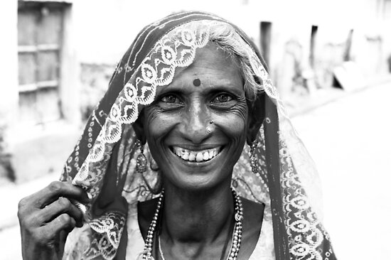 Smile, Life is just a moment by Adnane Mouhyi