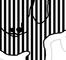 Pyjama Boy Sticker