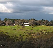 House on a Hill by LDP30