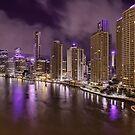 Brisbane from the Story Bridge by AllshotsImaging