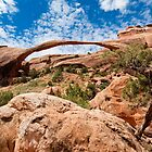 Arches 4 by Jacinthe Brault