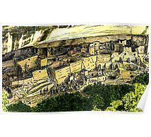 Mesa Verde 2000 jGibney The MUSEUM Zazzle Gifts RedBubble Poster