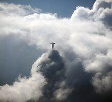 Christo Redentor, Corcovado by Quasebart