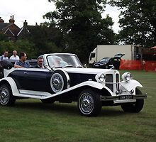 Beauford  1932 Open topped Tourer. by Brunoboy