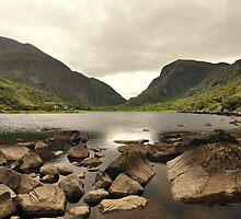 Gap of Dunloe. by Finbarr Reilly