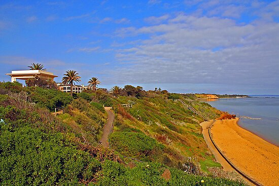 Sandringham Australia  city photo : Sandringham Beach Victoria Australia by bayside2